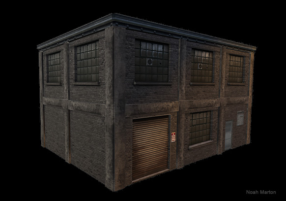 modular warehouse set